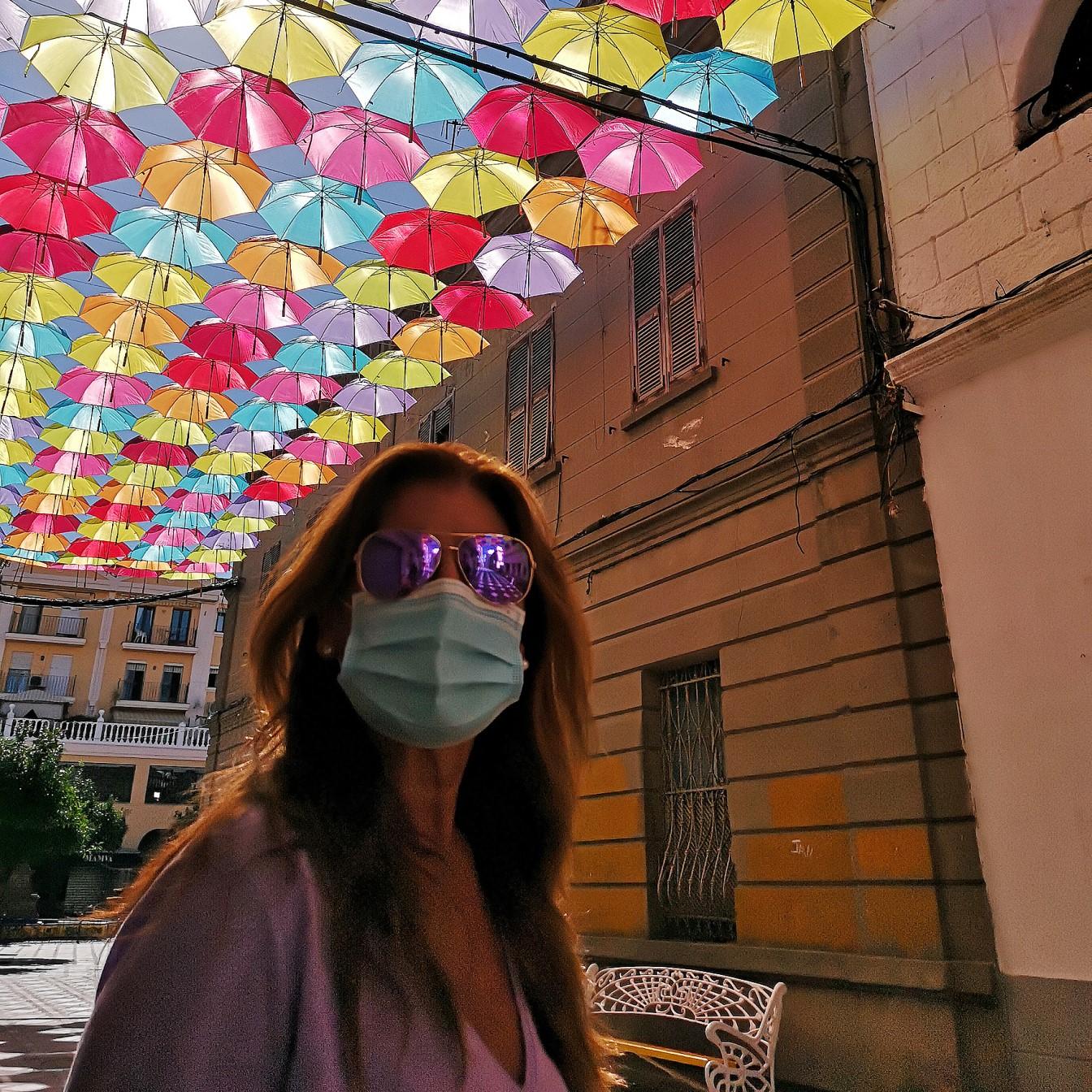 Atanet paraguas cadalso