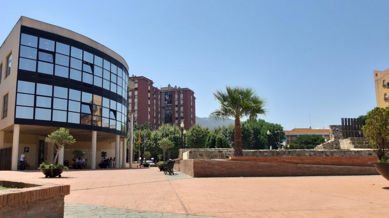 Ayuntamiento edificio consistorial