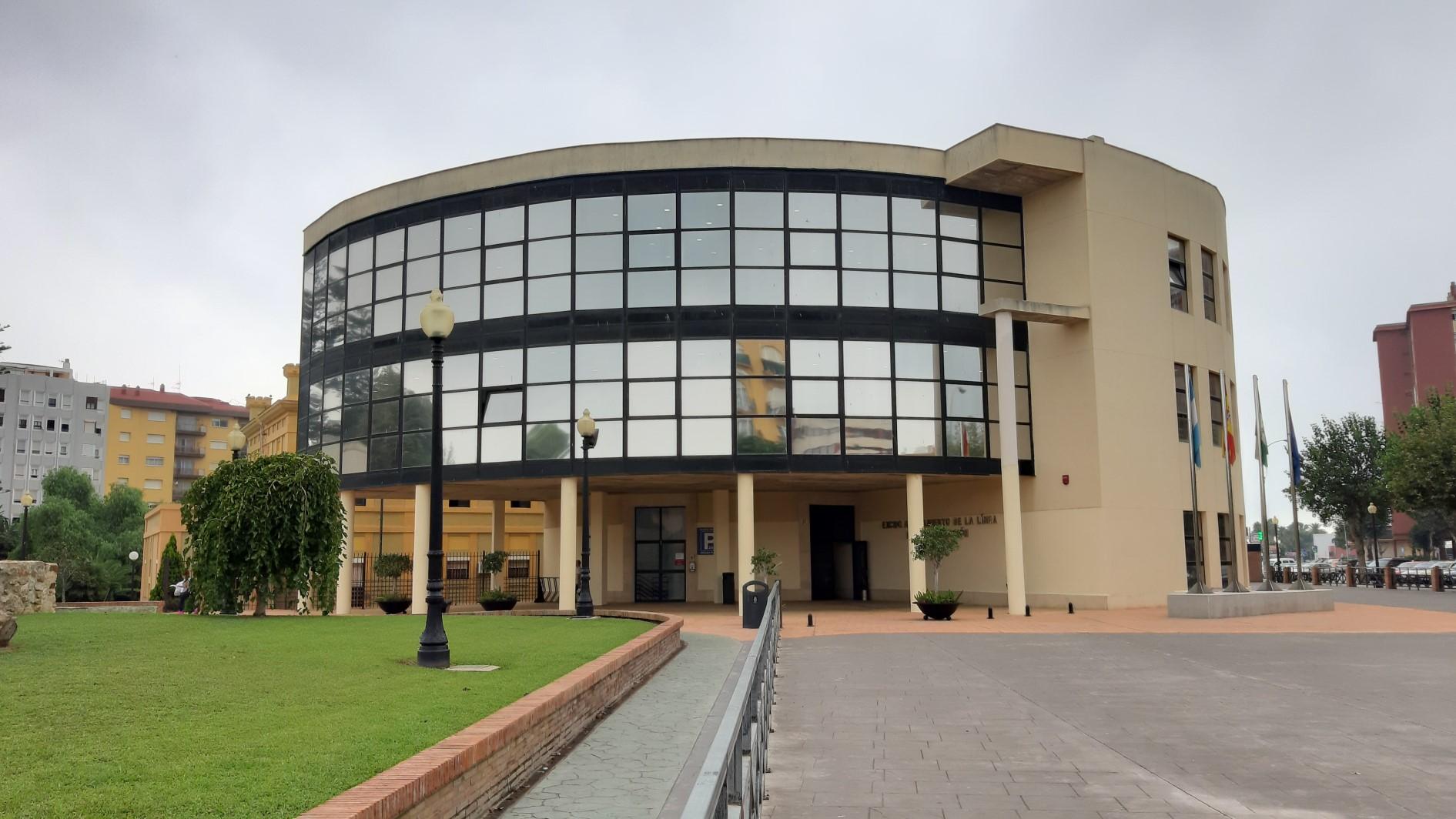 Edificio Ayuntamiento de La Linea