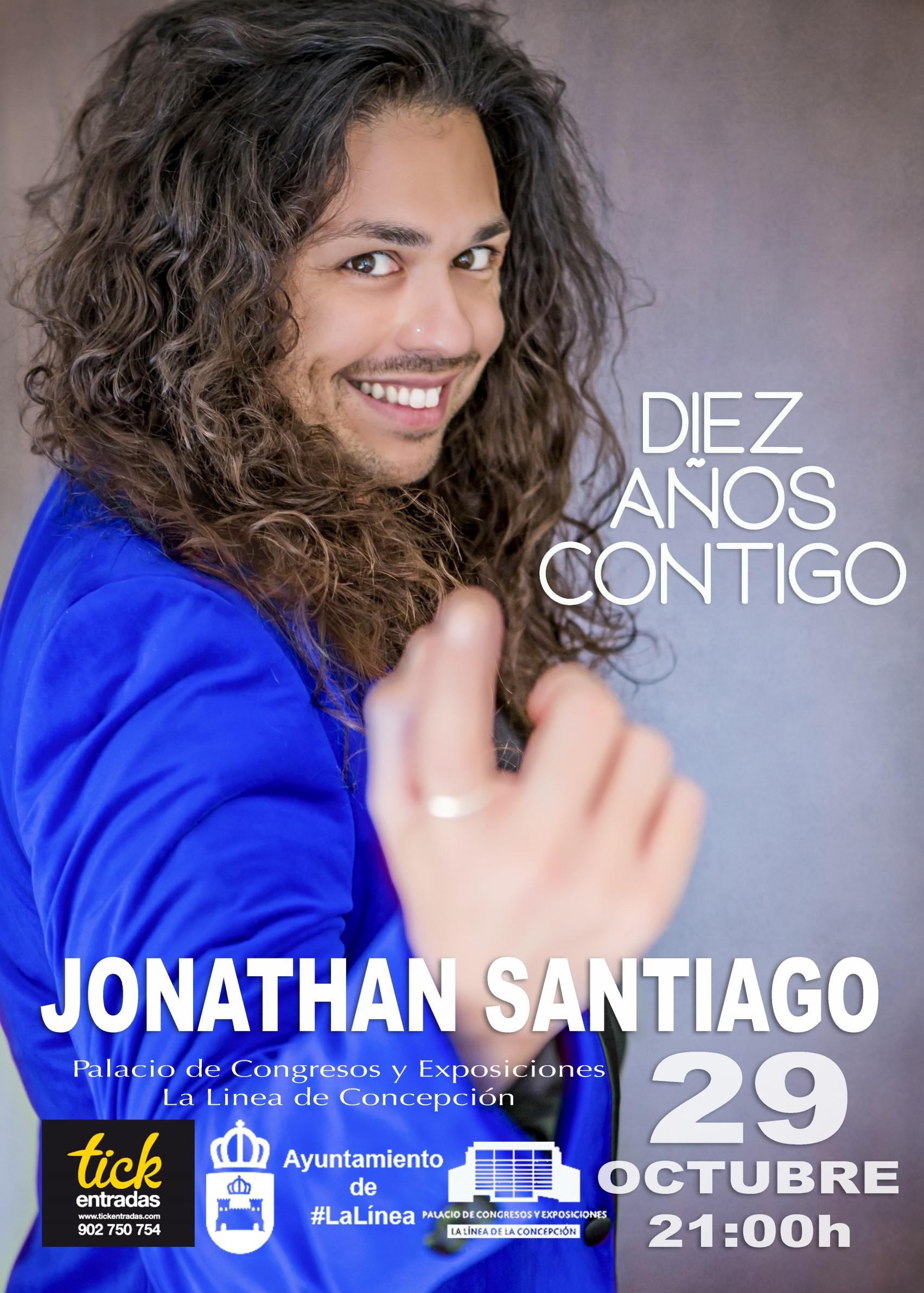 Jonathan Santiago 21