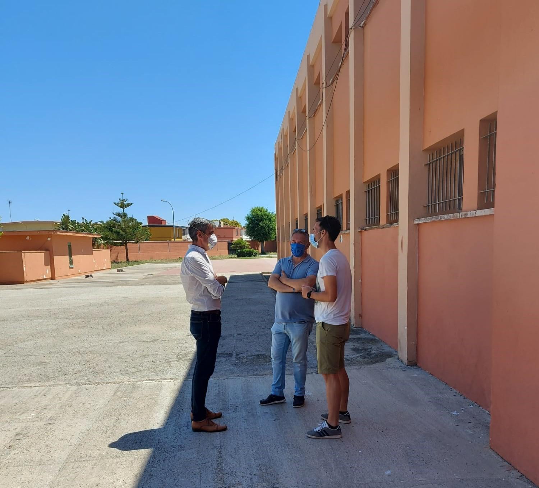 Leon e Hidalgo supervision mantenimiento colegios