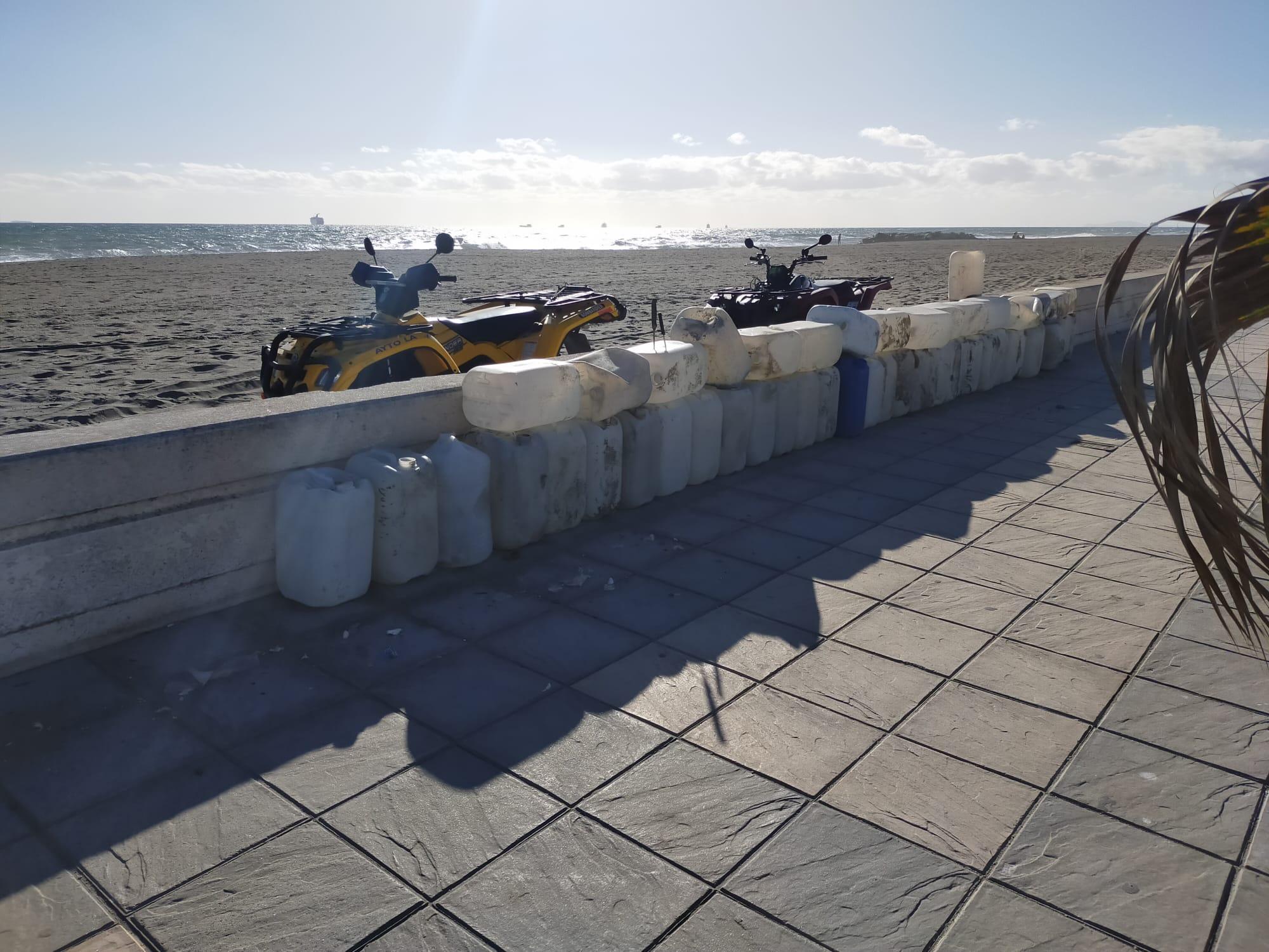 Petacas playas