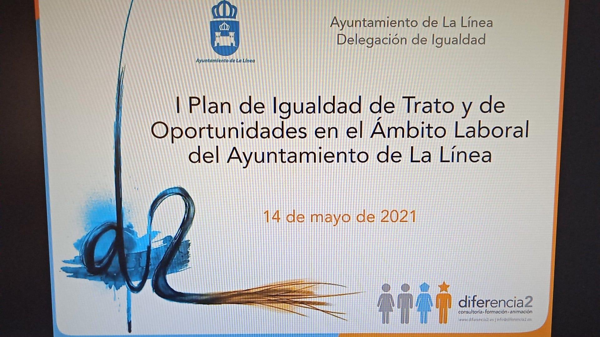 Plan Igualda ambito laboral ayuntamiento