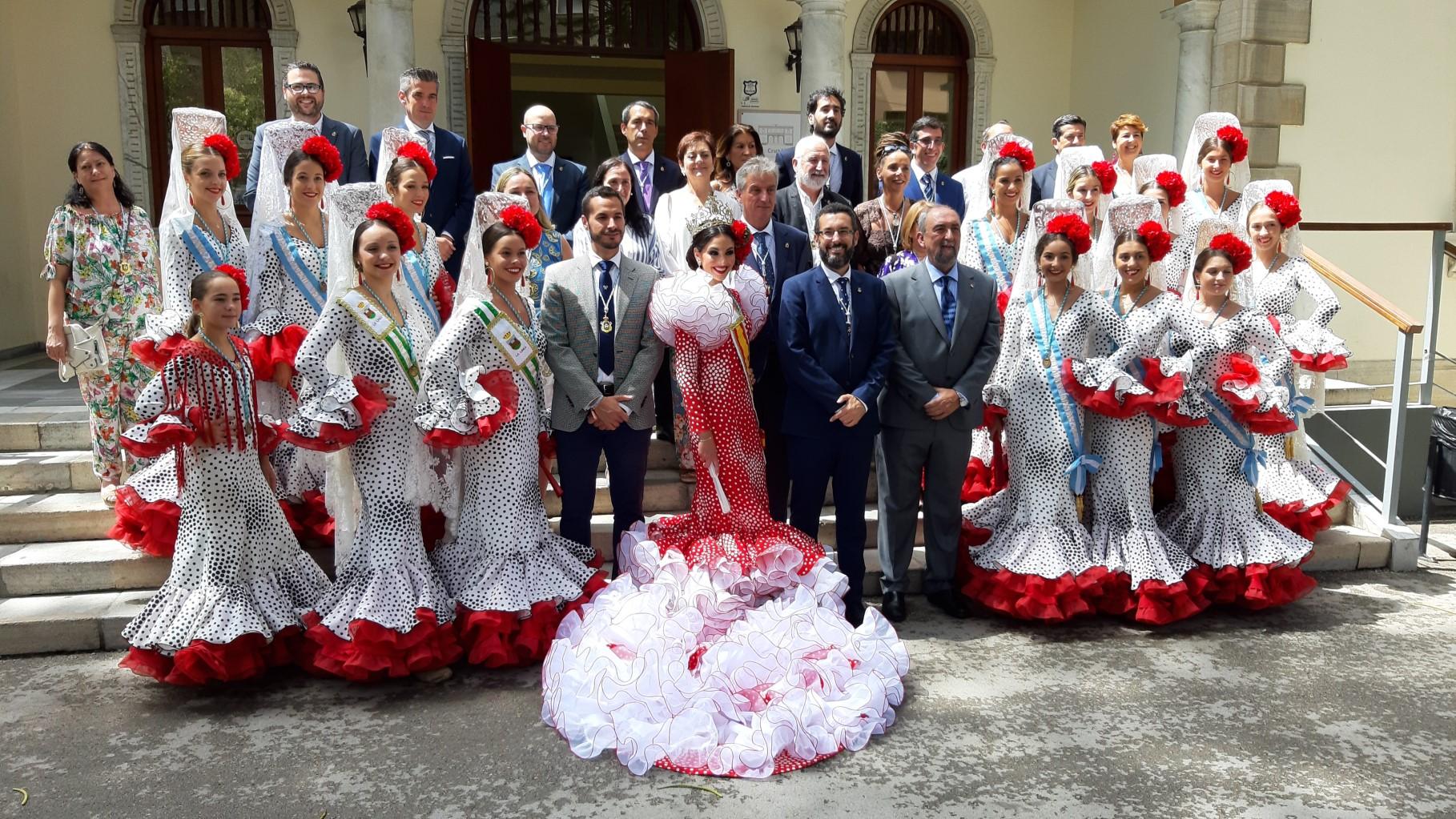 Excmo Ayuntamiento De La Línea De La Concepción La Línea De La Concepción Celebra Su Cxlix Aniversario Con Un Pleno Extraodinario Y La Izada Dela Bandera Linense