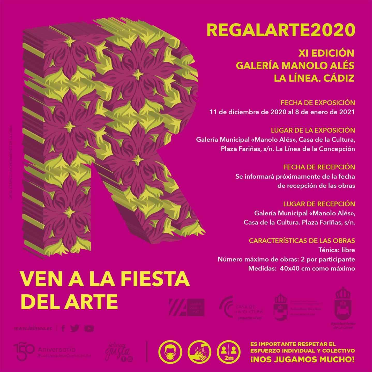 Regalarte2020 web