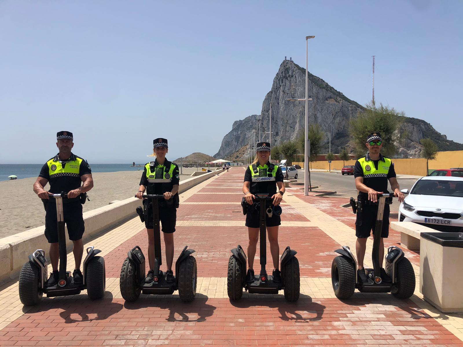 SEGWAYS PARA POLICIA LOCAL 1