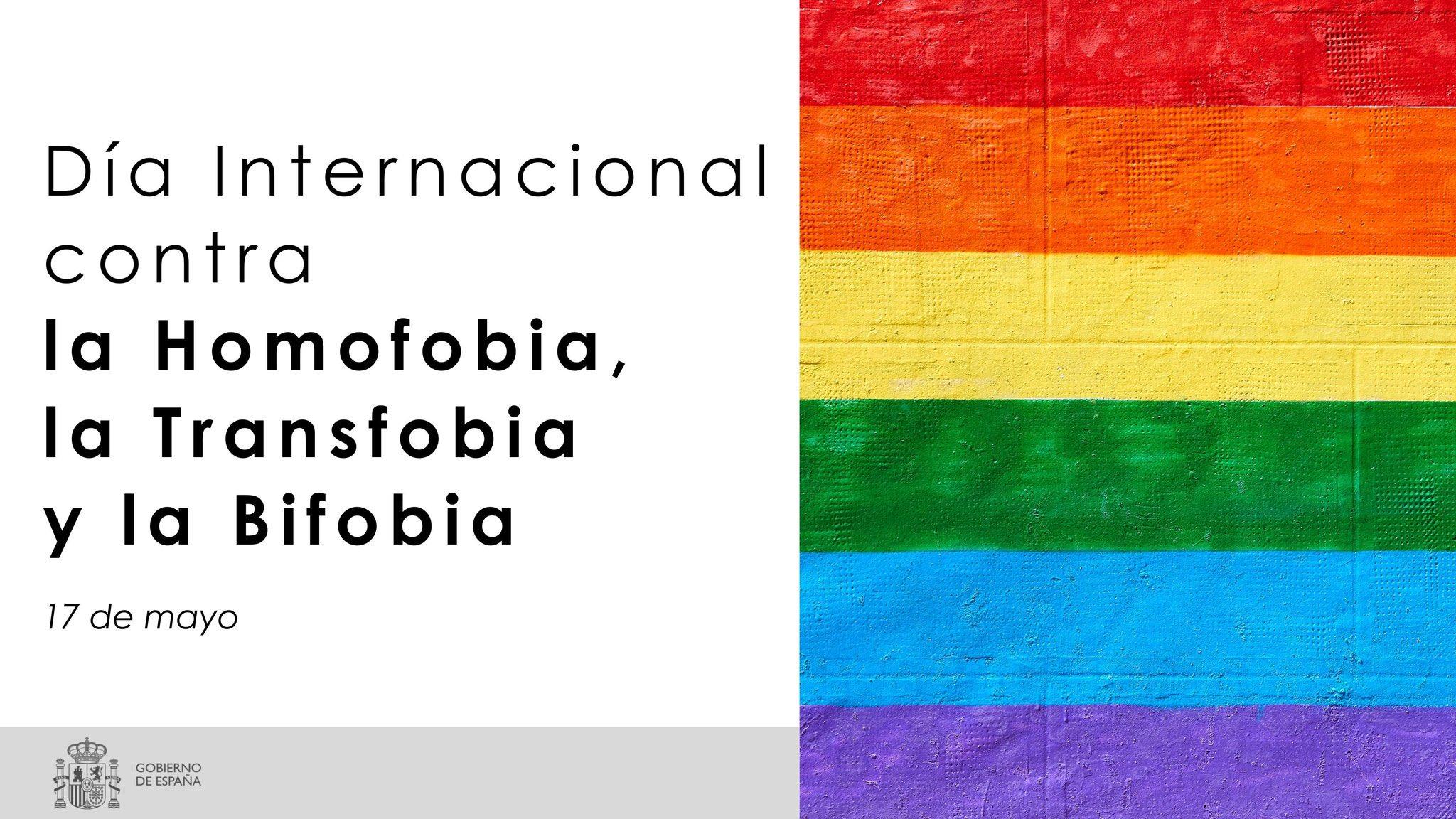 dia contra LGTBIfobia