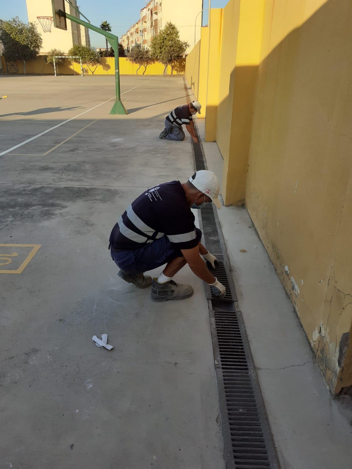Trabajos colegio Santa Ana